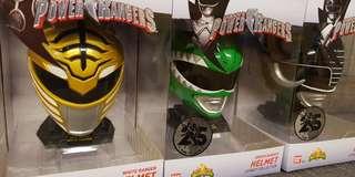 Legacy 1/4 Power Rangers Black Helmet(MISB)