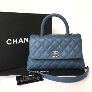 Authentic Chanel Small Coco Bag