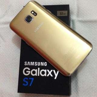 RUSH!! Samsung S7