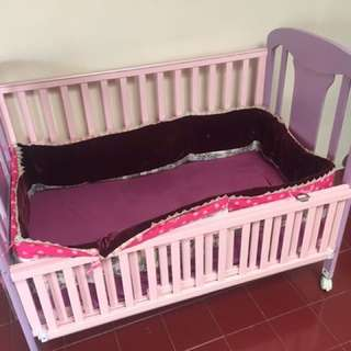 Baby bed With Matrass