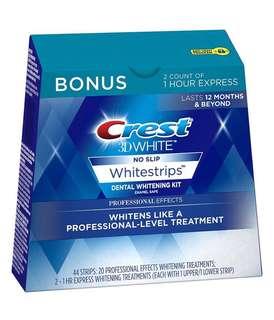 Crest 3D White Whitening Strips
