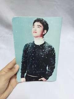 EXO DO KYUNG SOO NOTE BOOK