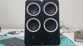 Logitech Z200 2.0 PC Speaker