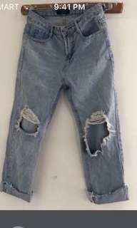 SIZE 26 BF JEANS