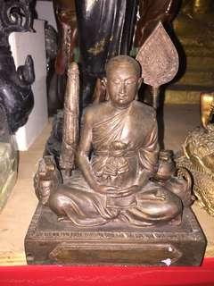 Sitting Savali amulet bucha