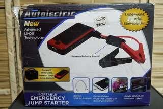 Portable Emergency Jump Starter