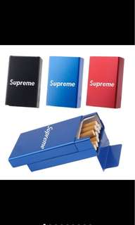 🚚 Superme煙盒
