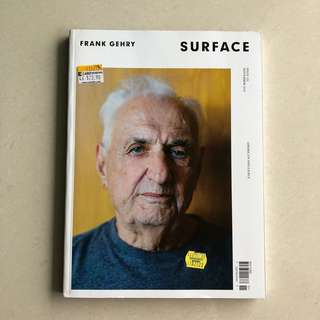 Surface Magazine - Frank Gehry
