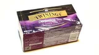 川寧Twinings 大吉嶺茶Darjeeling Tea盒裝茶包(25包裝)