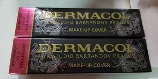 Make up cover (Spf 30) Left last 2!