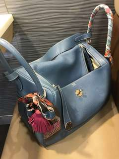 Hermes Lindy 100% authentic