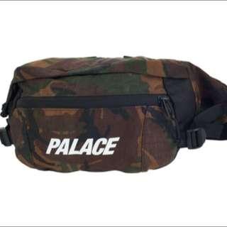 Palace Camo Bun Bag