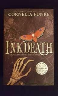 The Inkheart Trilogy ~ Inkdeath (book 3) by Cornelia Funke