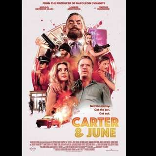 [Rent-A-Movie] CARTER AND JUNE (2017)