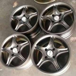 Drag))fortran JDM wheels