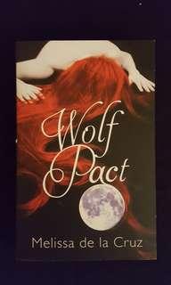 Wolf Pact by Melissa de la Cruz