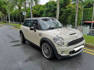Mini Cooper-S 1.6A Turbo Engine R56 Model
