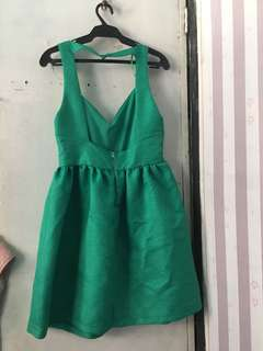 Formal Dress (Green)