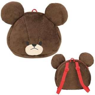 #預購6月底日本出 . 小熊學校 書包