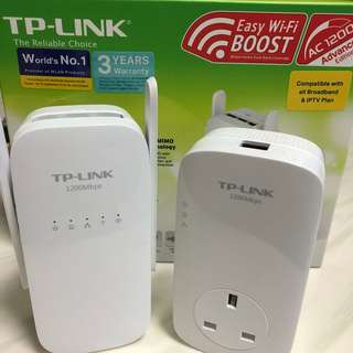 TP-Link TL-WPA8630 KIT