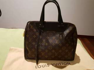 Louis Vuitton Retiro NM Noir (Preloved)
