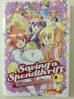 Candy Series- saving a spendthrift No.  G33