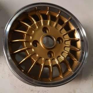 Hayashi Racing Wheels