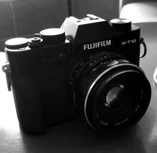 MEIKE 35MM f1.7 Lens (manual lens)