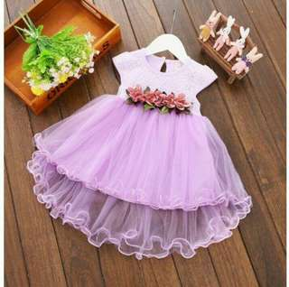 To baby dress