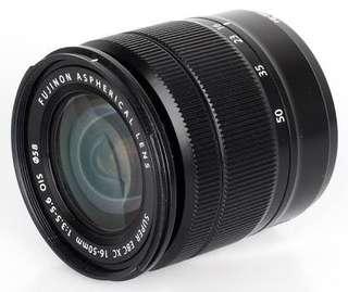 FUJINON 16-50mm 3.5 - 5.6