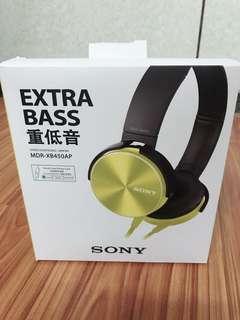 🚚 Sony bass