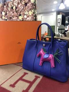 Hermes Gp30  Electric blue X Rodeo