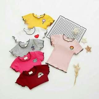 summer kids/Baby Clothing Set (preorder)