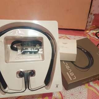 BUNDLE: Wireless Headset LEVEL U PROand Wireless Fast Charger(S7 EDGE)