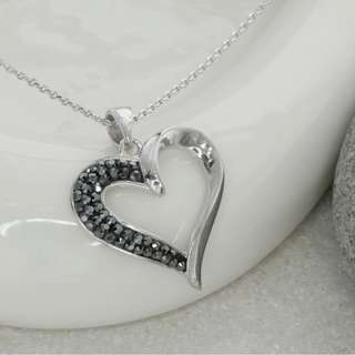 HEART PENDANT WITH CRYSTALS FROM SWAROVSKI®