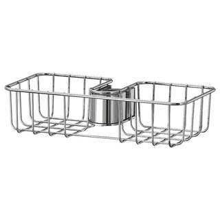 IKEA VOXNAN Shower shelf, chrome-plated