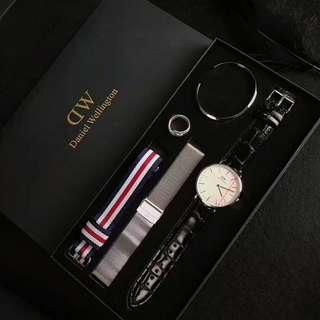 Daniel Wellington 手錶一套裝