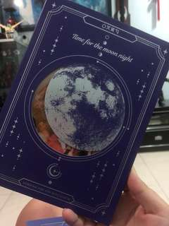 GFRIEND TIME FOR THE MOON NIGHT UNSEALED (NIGHT VER.)
