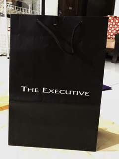 The executive paperbag