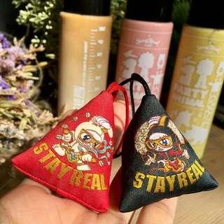🚚 Stayreal 五月天端午節限定香包粽子