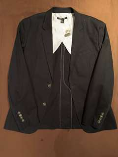 Navy Blue Blazer from F21 Men