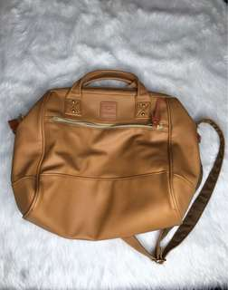 Authentic anello sking bag large