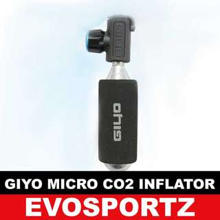 Giyo Micro CO2 Inflator