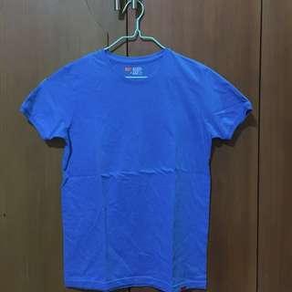 Plain Blue Bench Body Shirt