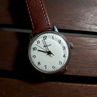 Vintage Soviet Mechanical 1960's Raketa Watch
