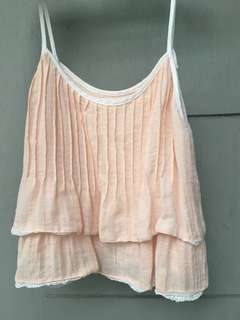 Forever21 peach top