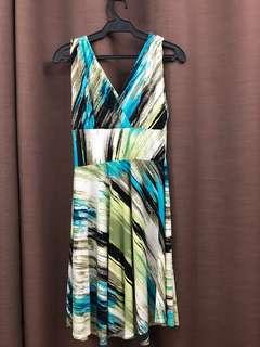 Fun Sleeveless Summer Dress