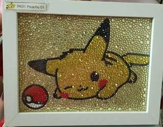 5D Diamond Art - Pikachu