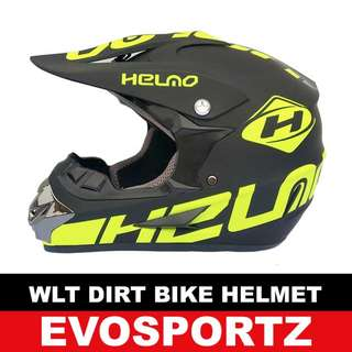 WLT Dirt Bike Helmet