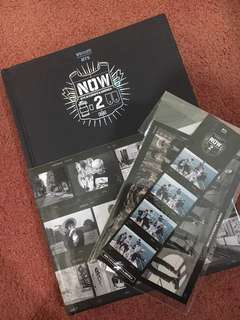 [PRICE REDUCED]BTS NOW 2 IN EUROPE